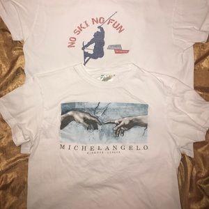 Other - 👕 Italian T-Shirt Duo